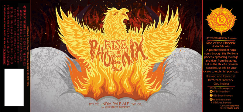 Rise of the Phoenix IPA