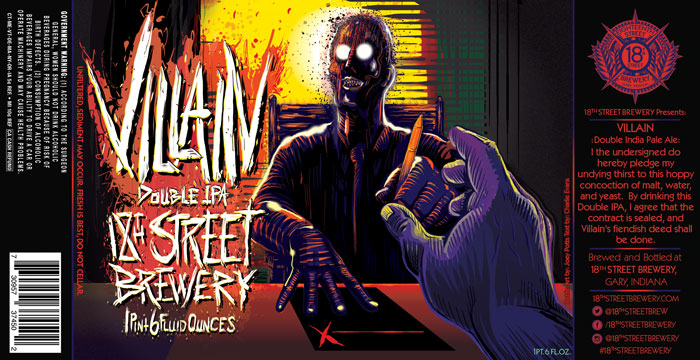 Villain Double IPA