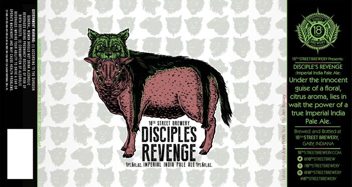 Disciple's Revenge IIPA