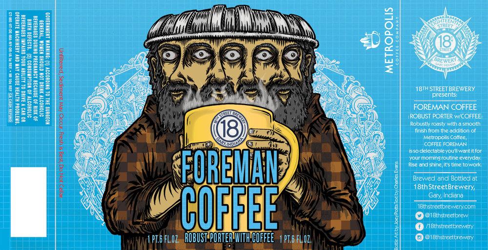 FOREMAN: COFFEE