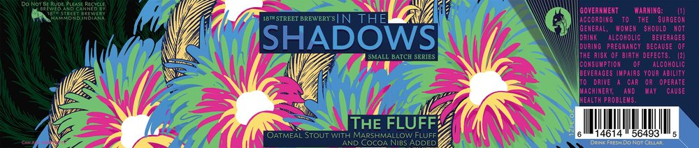IN THE SHADOWS: THE FLUFF OATMEAL STOUT
