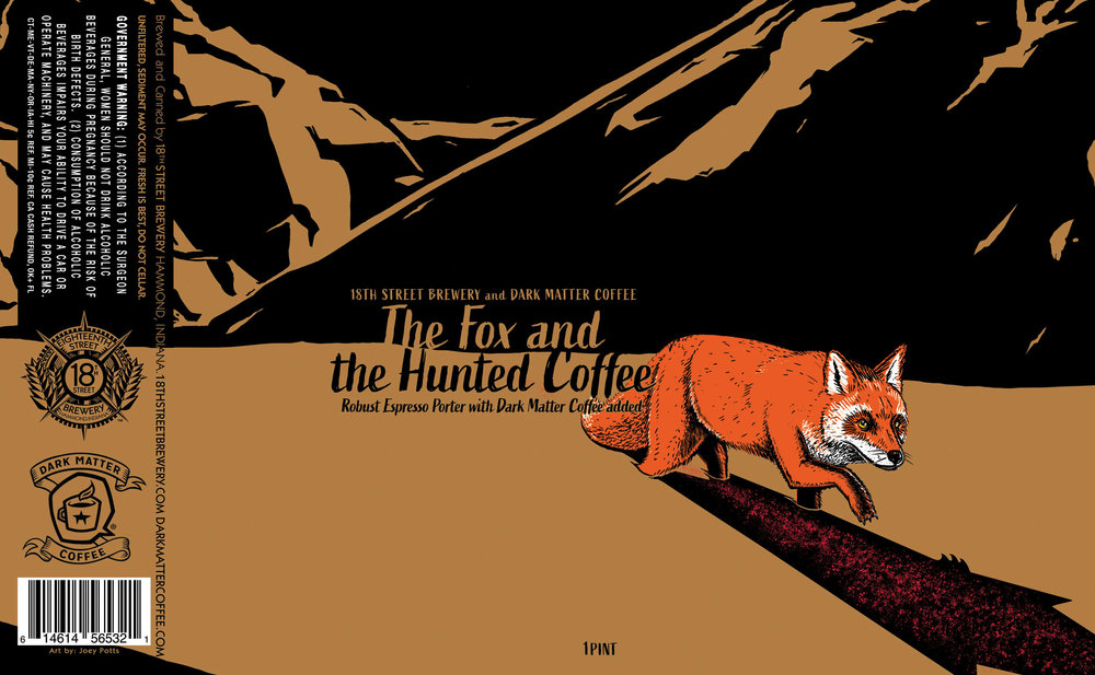 THE FOX AND THE HUNTED: COFFEE