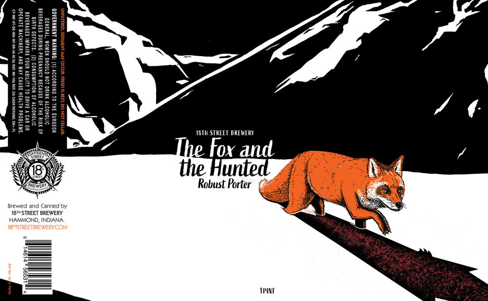 THE FOX AND THE HUNTED: ROBUST PORTER
