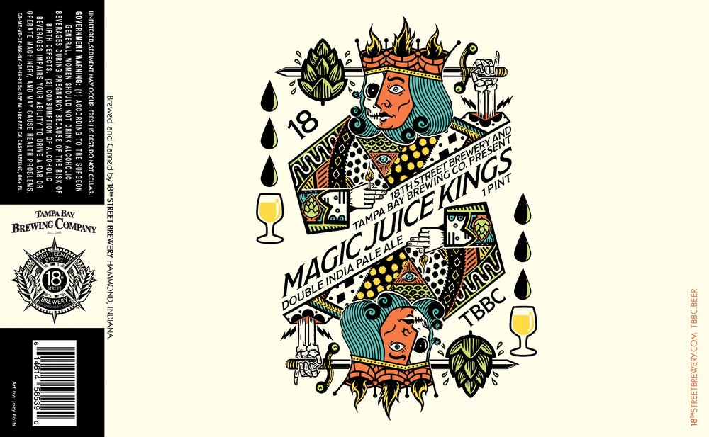 Magic Juice Kings: DIPA