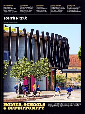 Southwark Magazine (Aug 15)