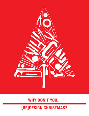 Why Don't You... [re]design Christmas? book