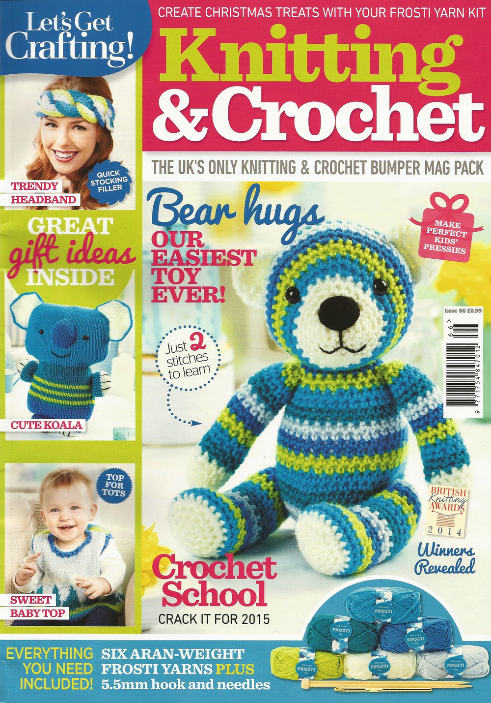 Knitting & Crochet Magazine Nov-14-cover.jpg