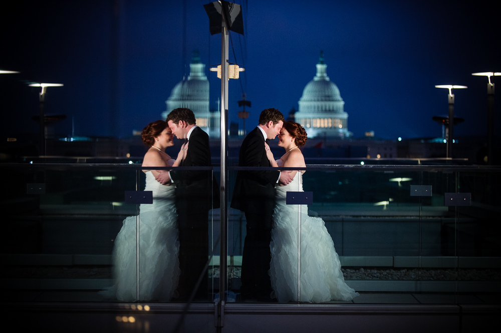Newseum Wedding