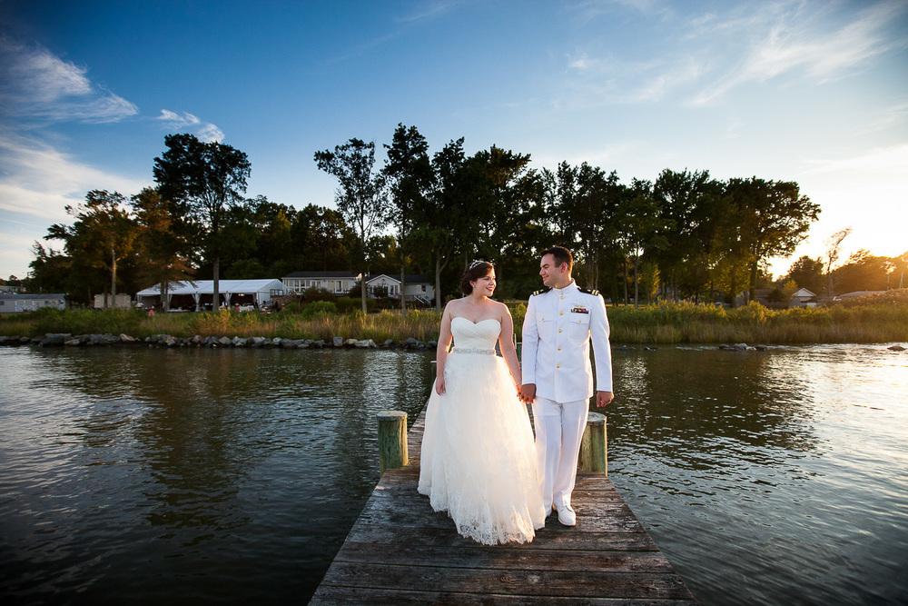Naval Academy Annapolis Wedding