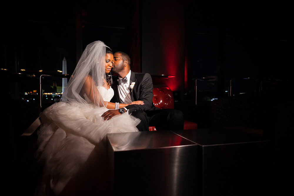 W Hotel Washington DC Wedding