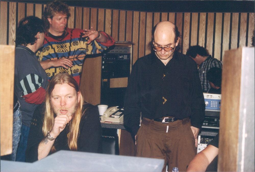 Gregg Allman, Capitol Studios 1991