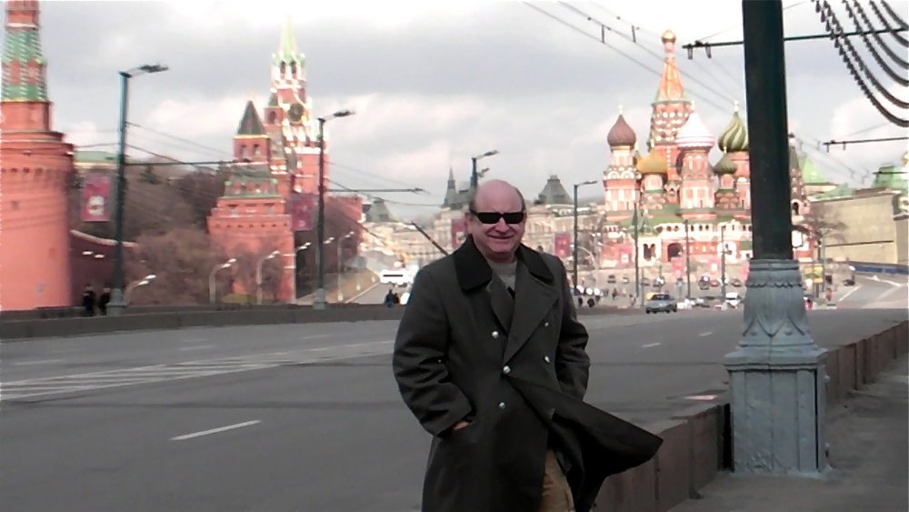 Moscow 2008, recording with Moscow Symphony