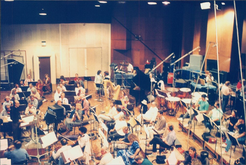 Newman Scoring Stage, Fox Studios
