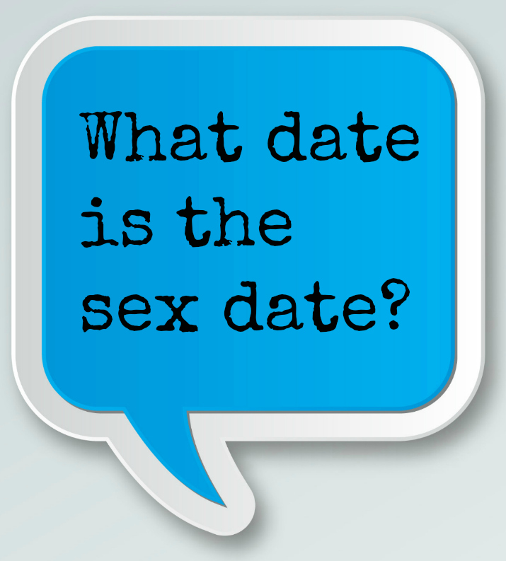 What date is the sex date