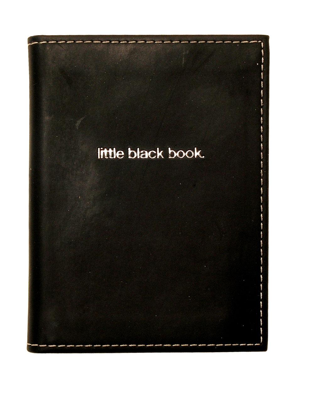 rolodex little black book