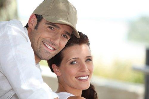 40 YO Couple Golf Cap