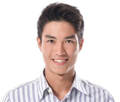Cute Asian Male 20s