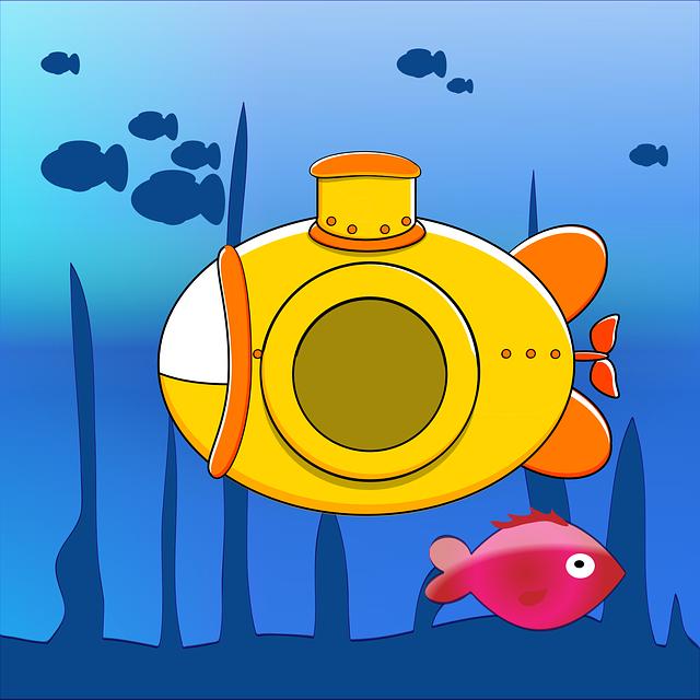 Submarining