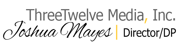 Joshua Mayes | ThreeTwelve Media, Inc.