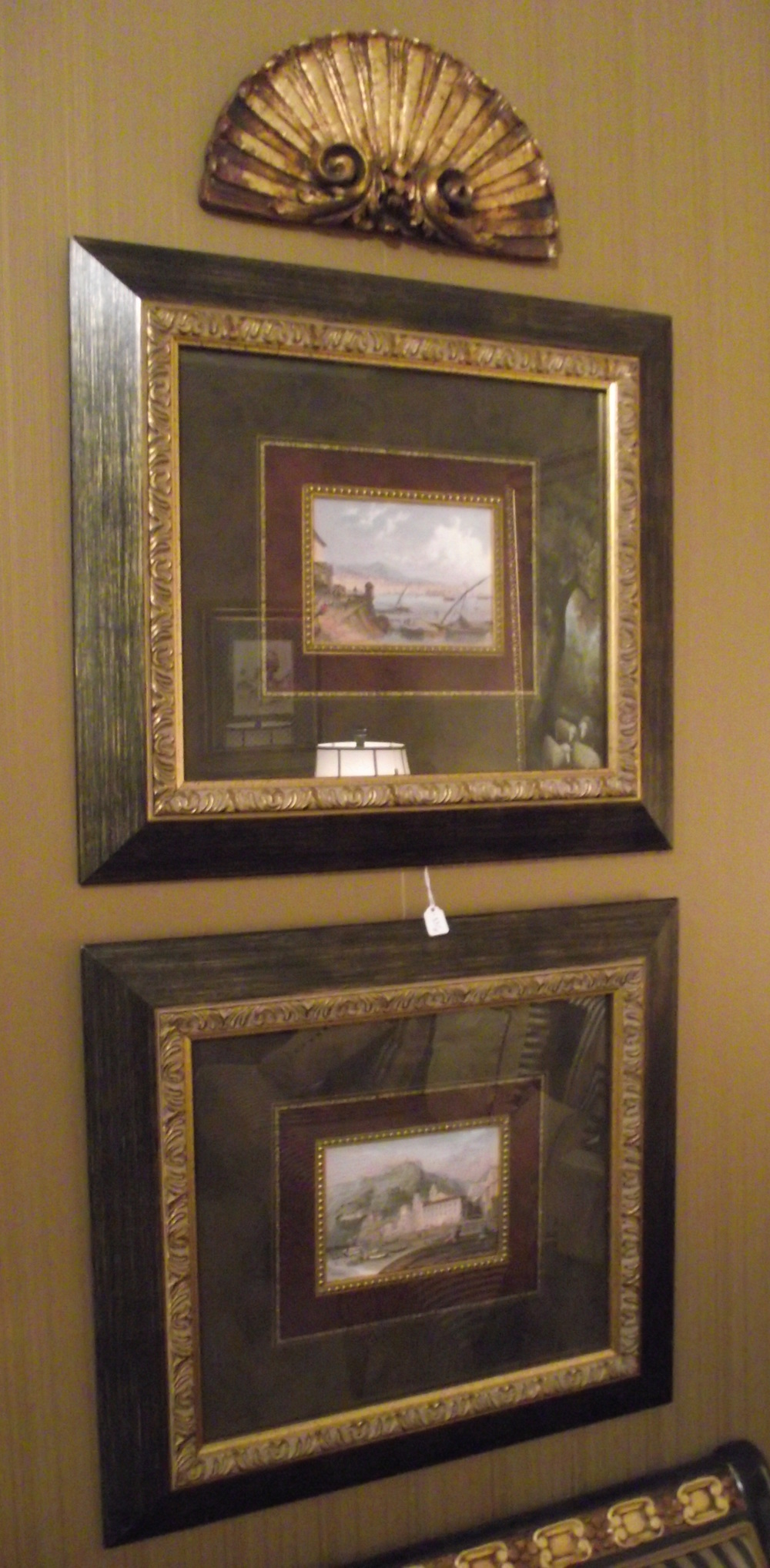 Framed Art Gantts Decorating