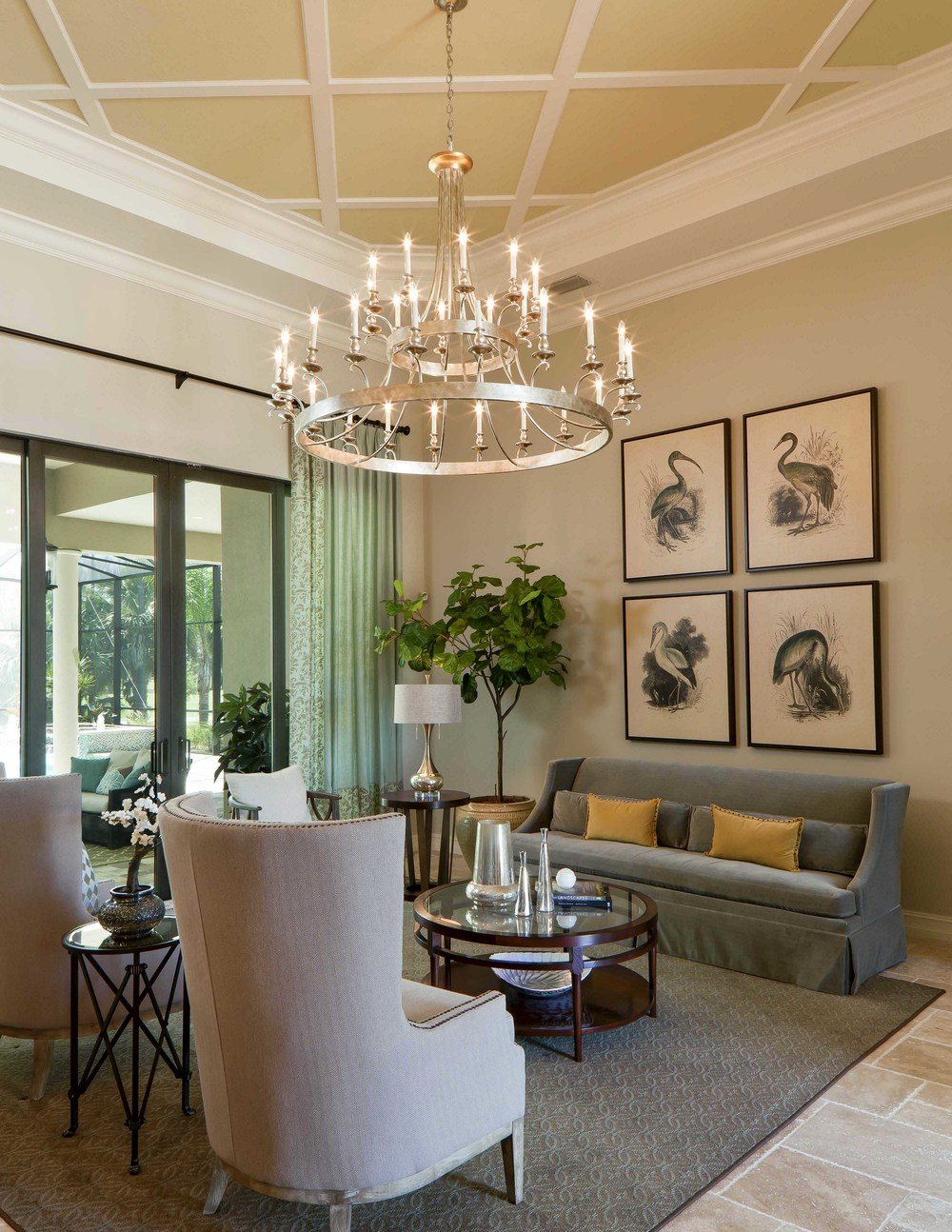 Beasley henley captures luxury home buyer with for Hotel design naples