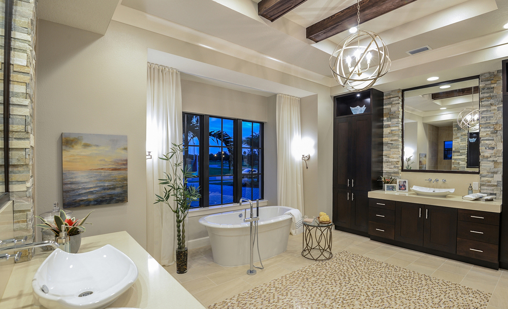 Awesome Mindera Master Bath Beasley And Henley Interior Design
