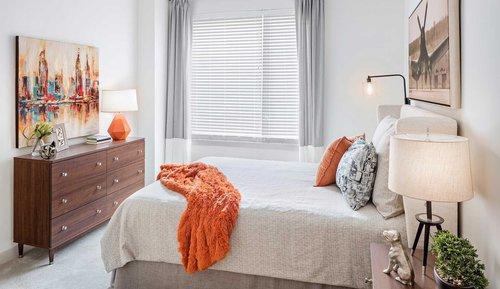 Model Bedroom models — interior design winter park - orlando - naples - beasley