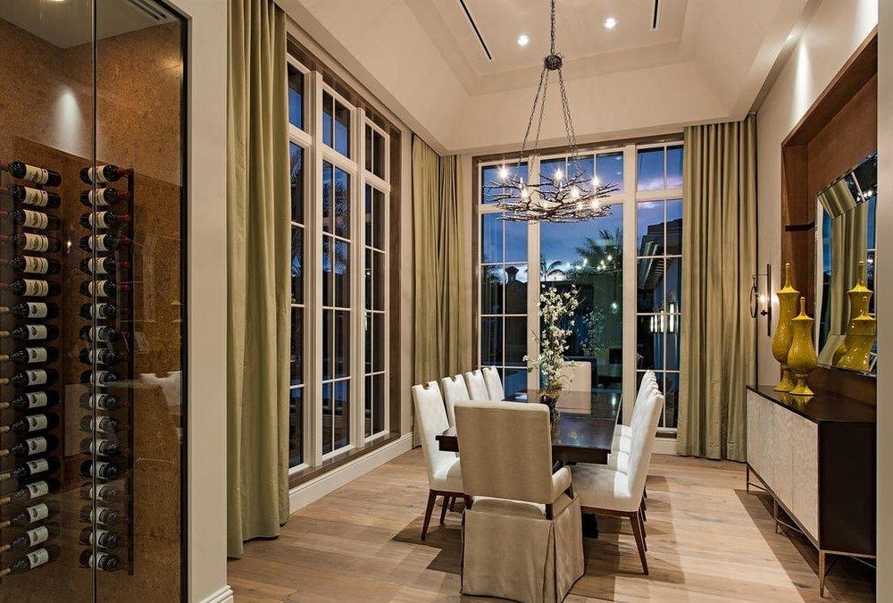 dining rm design by Beasley & Henley Interior Design, Lutgert, Naples, Grey Oaks.jpg