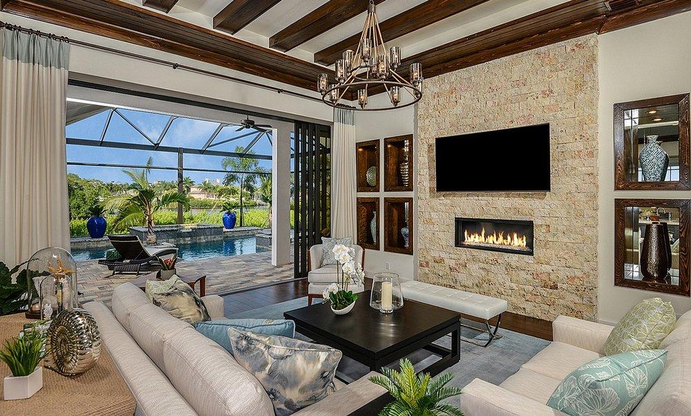 Luxury Homes Designed By Beasley & Henley Interior Design