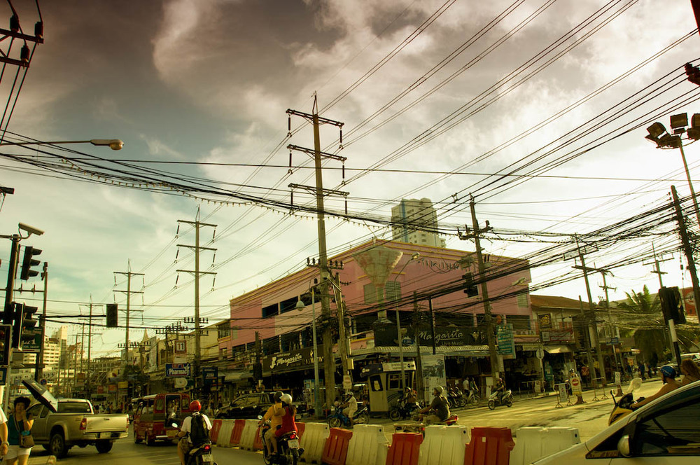 thailand power line bangkok tuk tuk downtown sunset.jpg