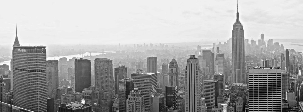 nyc fb cover black and white skyline view top of the rock.jpg