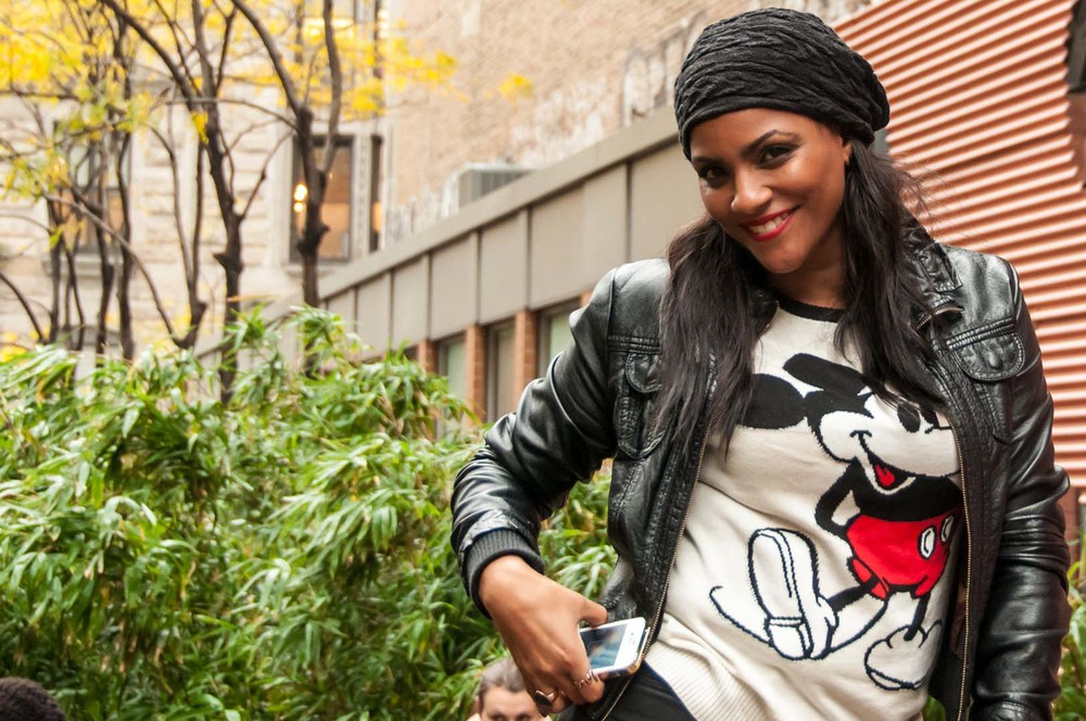 Mickey mini mouse model shooting winter fall nyc new york city usa america beauty sexy woman dominican Awilda.jpg