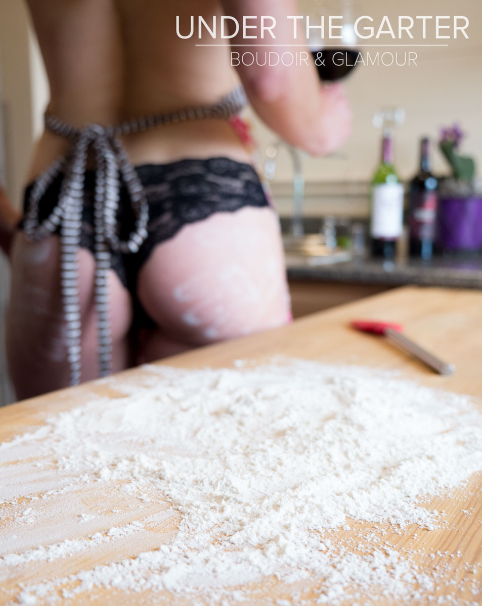 tushie tuesday kitchen boudoir photography denver.jpg