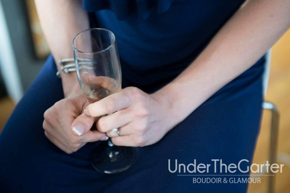 Champagne Flute -- Boudoir Photography Denver.jpg