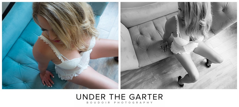 boudoir photography denver bridal lingerie turquoise chaise.jpg