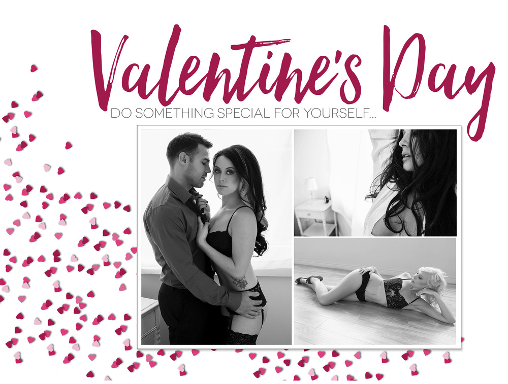 Valentine S Day Boudoir Photography Denver