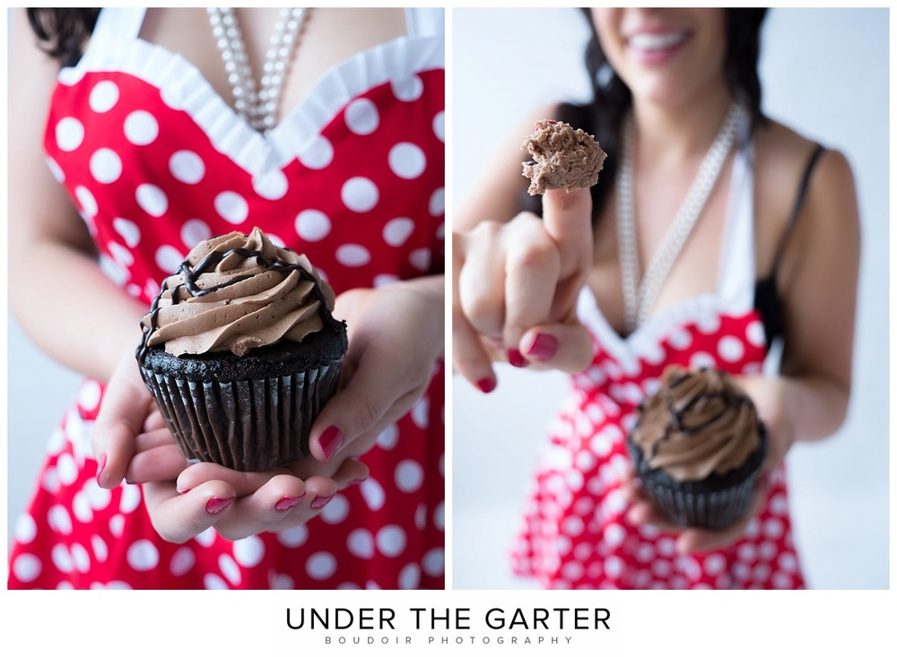 bridal boudoir cupcakes baking denver photography.jpg