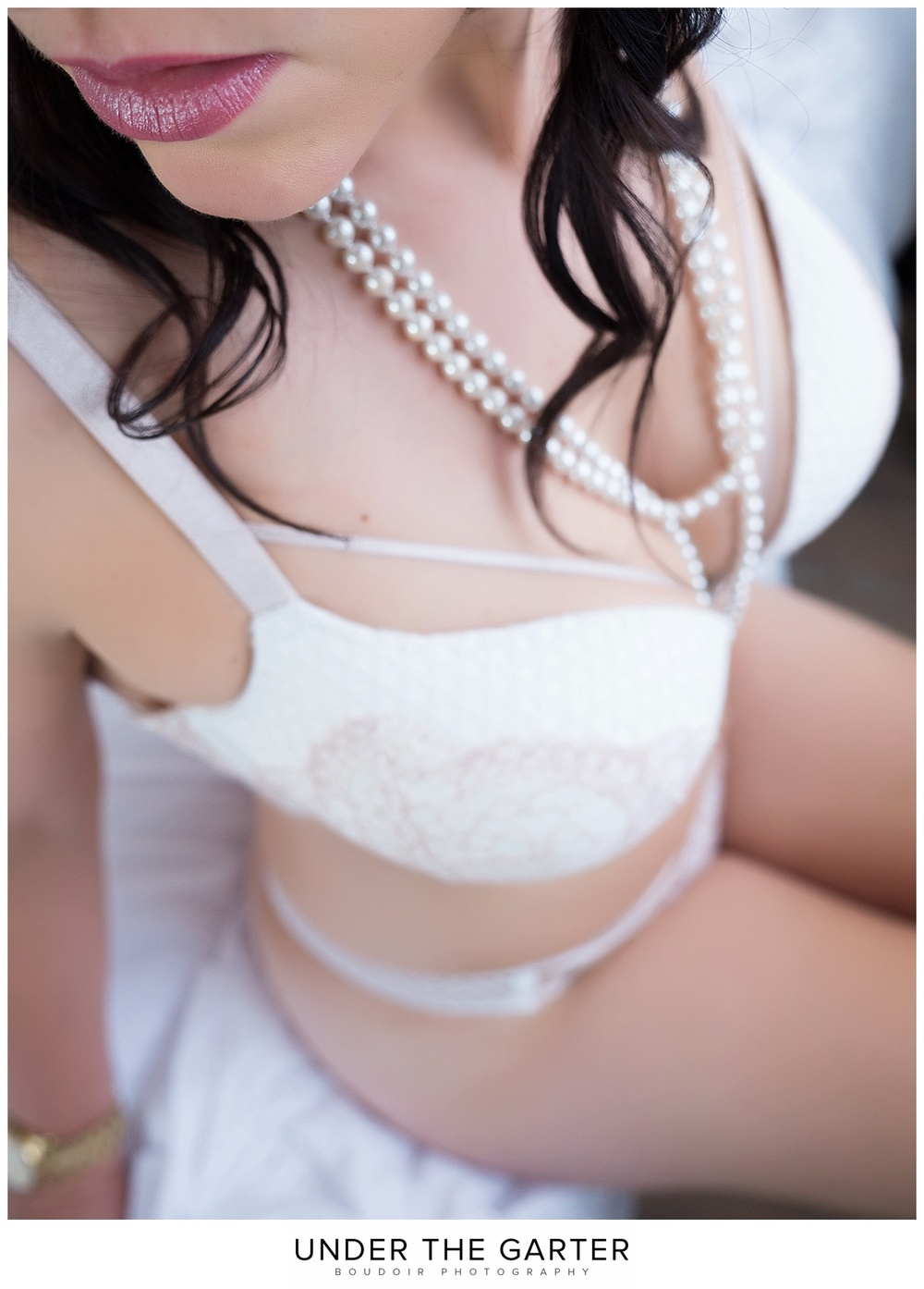 bridal boudoir white lingerie pearls lips denver.jpg