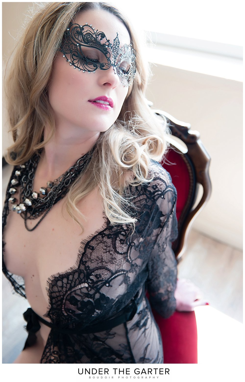 boudoir photography denver mask black lace.jpg