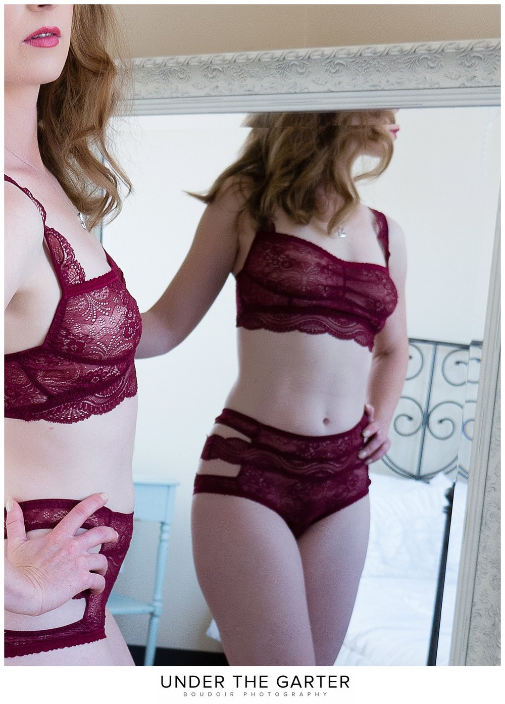 boudoir photography denver burgundy lace lingerie.jpg