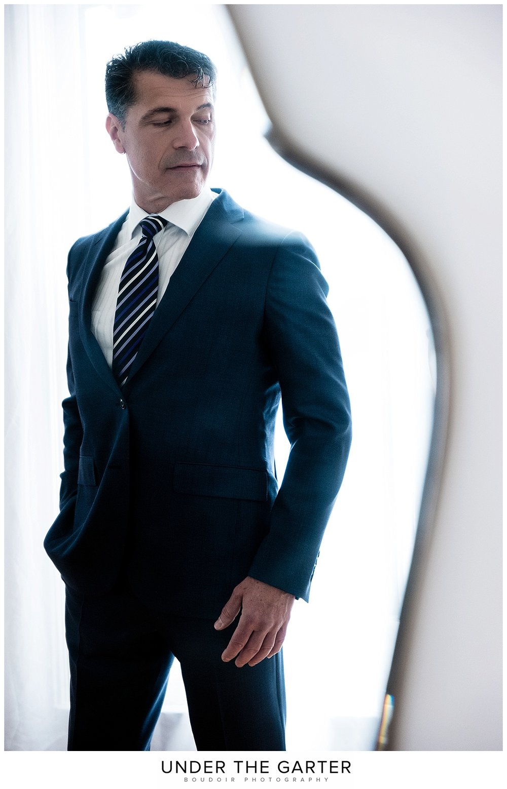 denver dudoir male boudoir photography blue suit.jpg