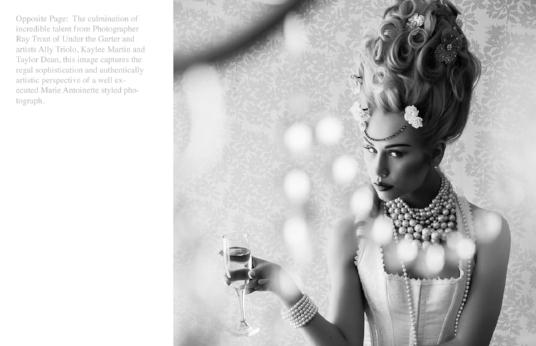 Boudoir-Photo-Denver-Marie-Antoinette-and-Champagne-Flute