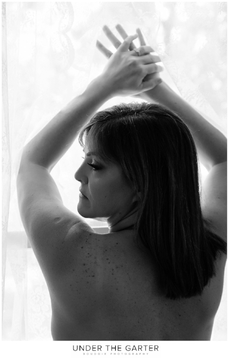 boudoir photography denver topless hands raised.jpg