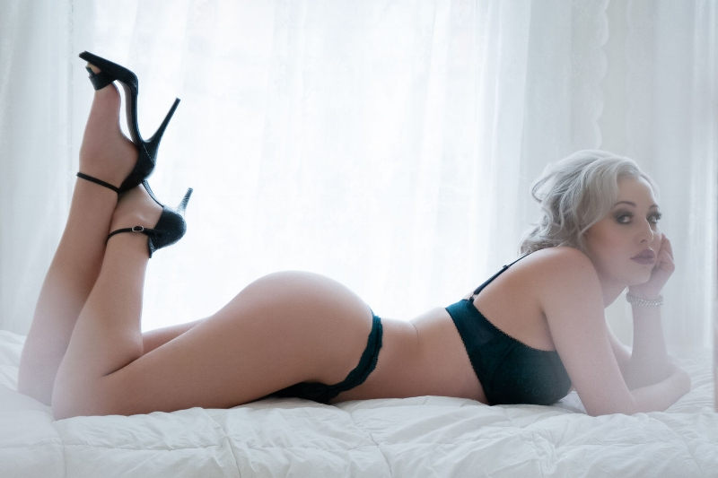 Boudoir  is our specialty and our passion. It's the only photography we do.