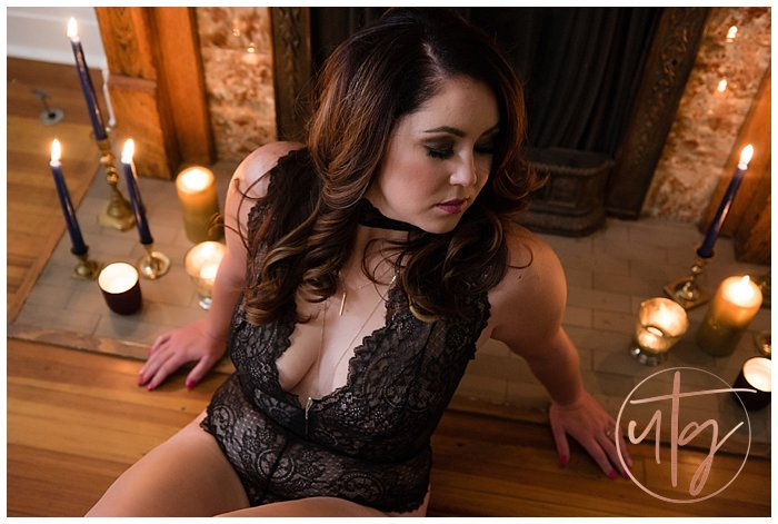 boudoir photography denver fireplace candles.jpg