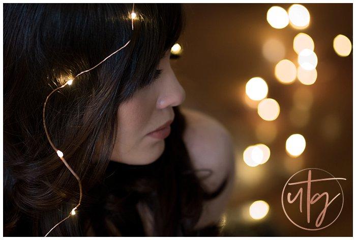 boudoir photography denver christmas lights hair.jpg
