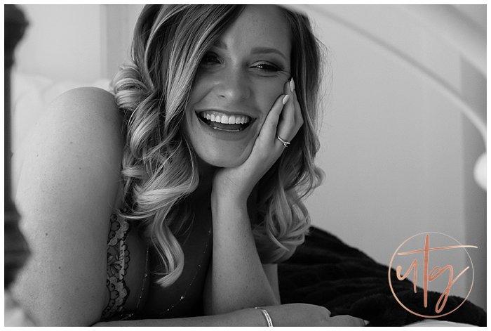 boudoir photography denver smile bw.jpg
