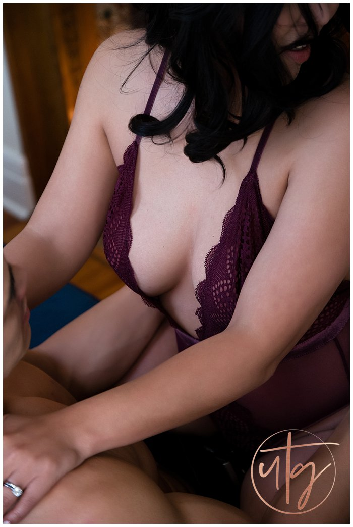 couples boudoir photography denver burgundy bodysuit.jpg