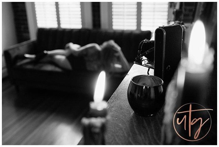 boudoir photography denver vintage cameras candles.jpg