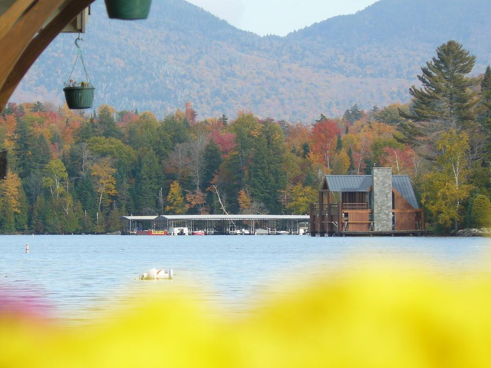 Lake Placid is beautiful - it's worth a trip!